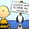 Online Activism - click to save the world