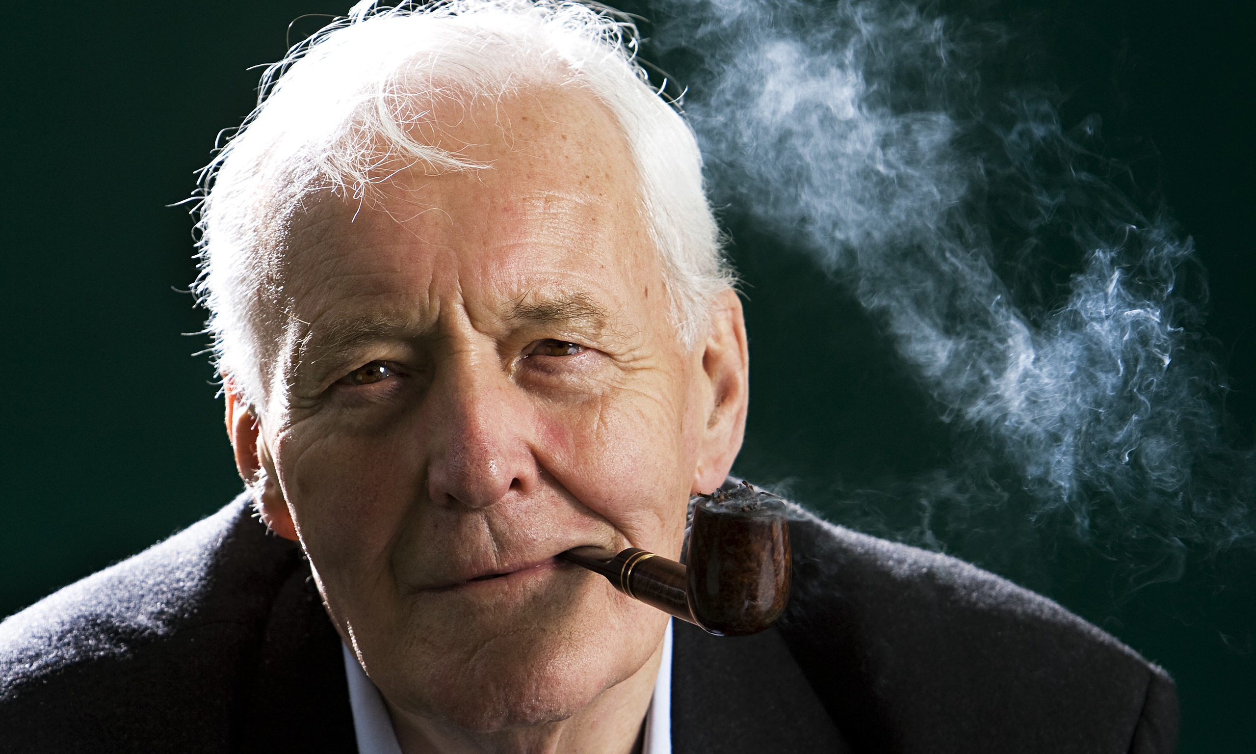 Tony Benn in 2008